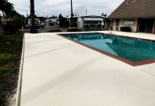 slip-resistant commercial pool deck los angeles