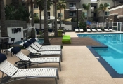 swimming pool deck resurfacing la