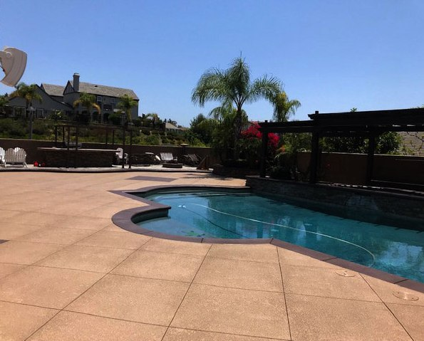 commercial pool deck resurface los angeles