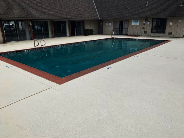 commercial pool deck sealing los angeles