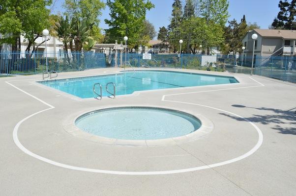 Los Angeles Pool Deck Coating -
