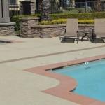 Los Angeles pool deck refinishing