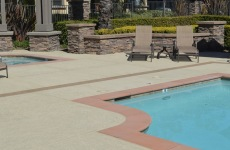Los Angeles Pool Deck Refinishing & Resealing